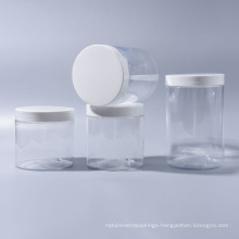 300ml Pet Jar for Chocolate for Food for Ice Cream for Cosmetic (EF-J16P300)