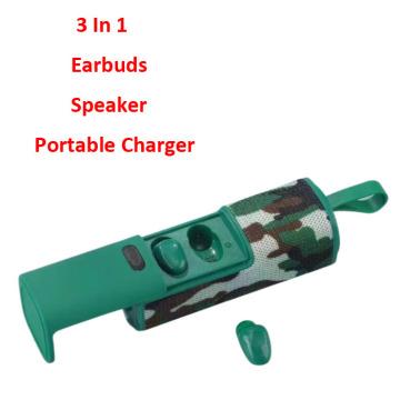 Bom mini alto-falante fones de ouvido sem fio