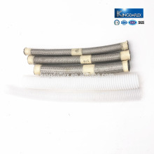 teflon hose temperature rating PTEF material hydraulic hose