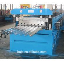 Metal Floor Decking Roll Forming Machine, Wall Panel Making Machine, floor decking panel making machines