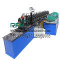 Good quality cold rolling metal roll shutter door roll forming machine