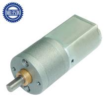 20mm 6V 12V DC Spur Gear Motor, Small Geared DC Motor for Door Lock