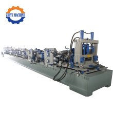CE Standard C Z Channel Purline Forming Machinery