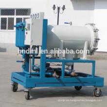 Equipo de filtrado de aceite de vacío eficiente, purificador de aceite de vacío eficiente, carro de filtro hidráulico