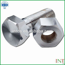 Chinese factory price high quality Hardware Fasteners stainless steel nuts