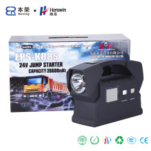 Portable 26600mAh Multifunction 24V Vehicle Car Engine Auto Jump Starter