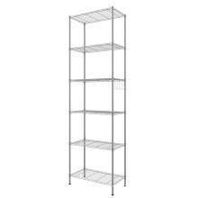 Display Detachable Simple Installing Metal Wire Rack Shelf