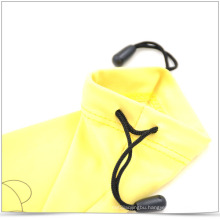 Microfiber Drawstring Bag with Logo Printed
