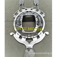 Cheap for China Automobile Die Casting Die,Motorcycle Die Casting Die,Automobile Engine Flywheel Die Supplier Automobile Bell or Clutch housing HPDC Die supply to Uruguay Factory