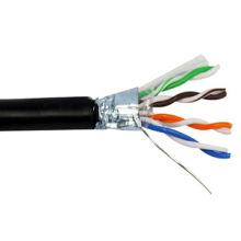 Cable competitivo de la red al aire libre del gato 5e FTP