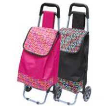 2 Wheels Foldable Shopping Trolley (SP-523)