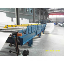 Best price industrial workshop phenolic foam sandwich panel forming machine