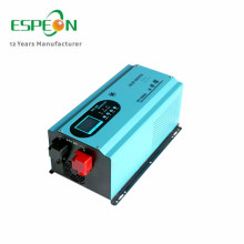 500W 800W 1000W 1500W 2000W 3000W pure sine wave off grid solar power inverter system
