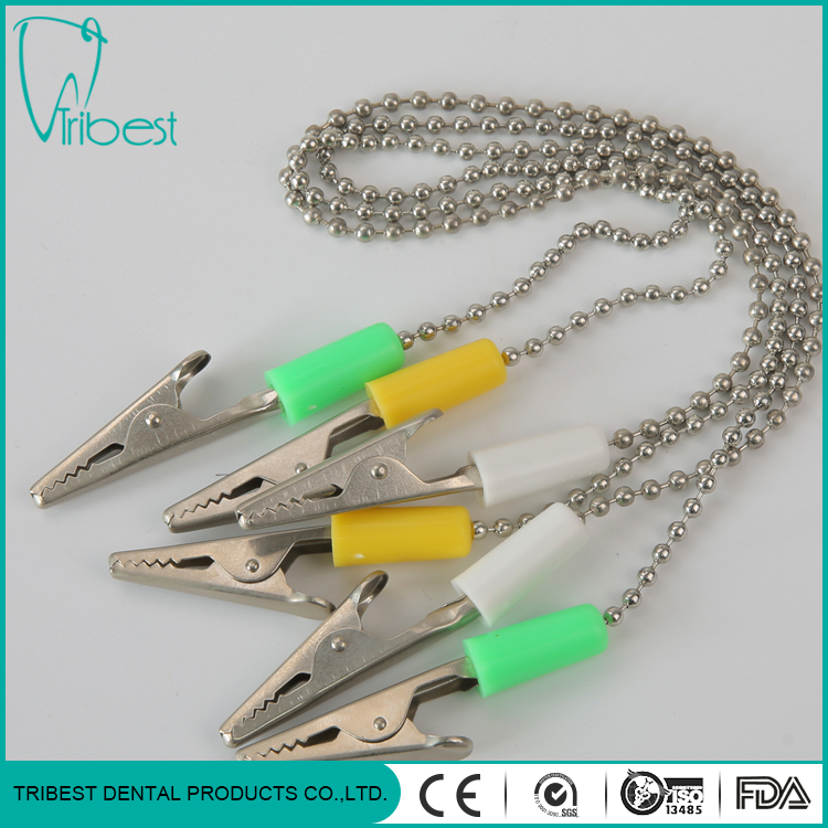 Autoclave Dental Bib Clip