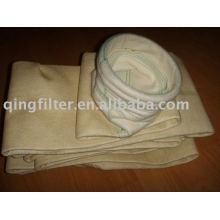 filter bag cage with venturi