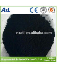 325mesh coal based chemical powdered activated carbon