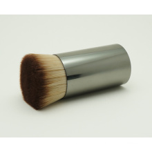 Плоская верхняя и длинная ручка Kabuki Brush