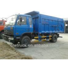Dongfeng 145 hydaulic 15cbm garbage truck,4x2 Libya dump garbage truck for sale