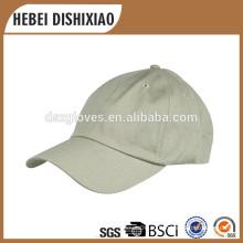 Пользовательские стильные простые шапки спорта Custom твердых бейсбол бейсболках