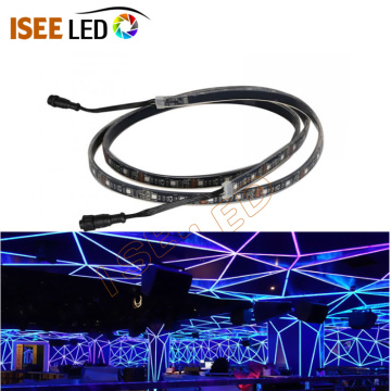 Barrette flexible à DEL RGB LED DMX
