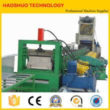 Машина для производства кабельных лотков