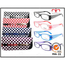 Fashion Plastic Reading Glasses (MRP21655)