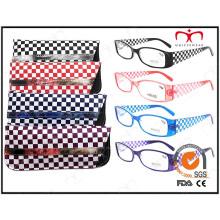 Мода пластиковые очки чтения (MRP21655)