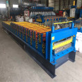 DX double JCH roll forming machine