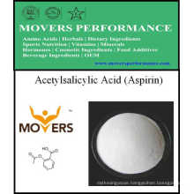 Supply High Quality Nutrition Supplement Acetylsalicylic Acid (Aspirin)