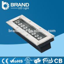 Luz de inundación del LED del rectángulo LED del alto brillo 9W, CE RoHS