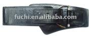stretch fabric belt