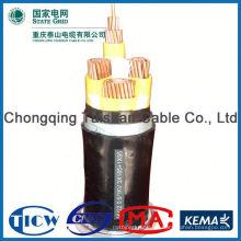 2015 Werbepreise Top Qualität 3x2.5mm2 Kupfer feuerfestes Stromkabel