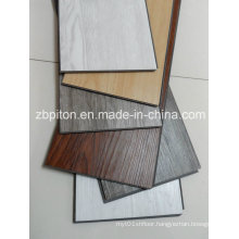 Various Colors Click Lock PVC Vinyl Flooring Tiles Lvt (CNG0481N)
