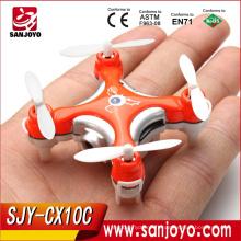 Cheerson mini drone à vendre CX-10C 2.4G 4CH 6 Axe avec Caméra VS CX10