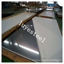 Alliage d'Inconel alliage de nickel 600 d'alliage d'acier inoxydable / plaque non No. N06600