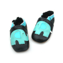 Jesień Baby Loafers Safty Shoes Baby Boy Shoes