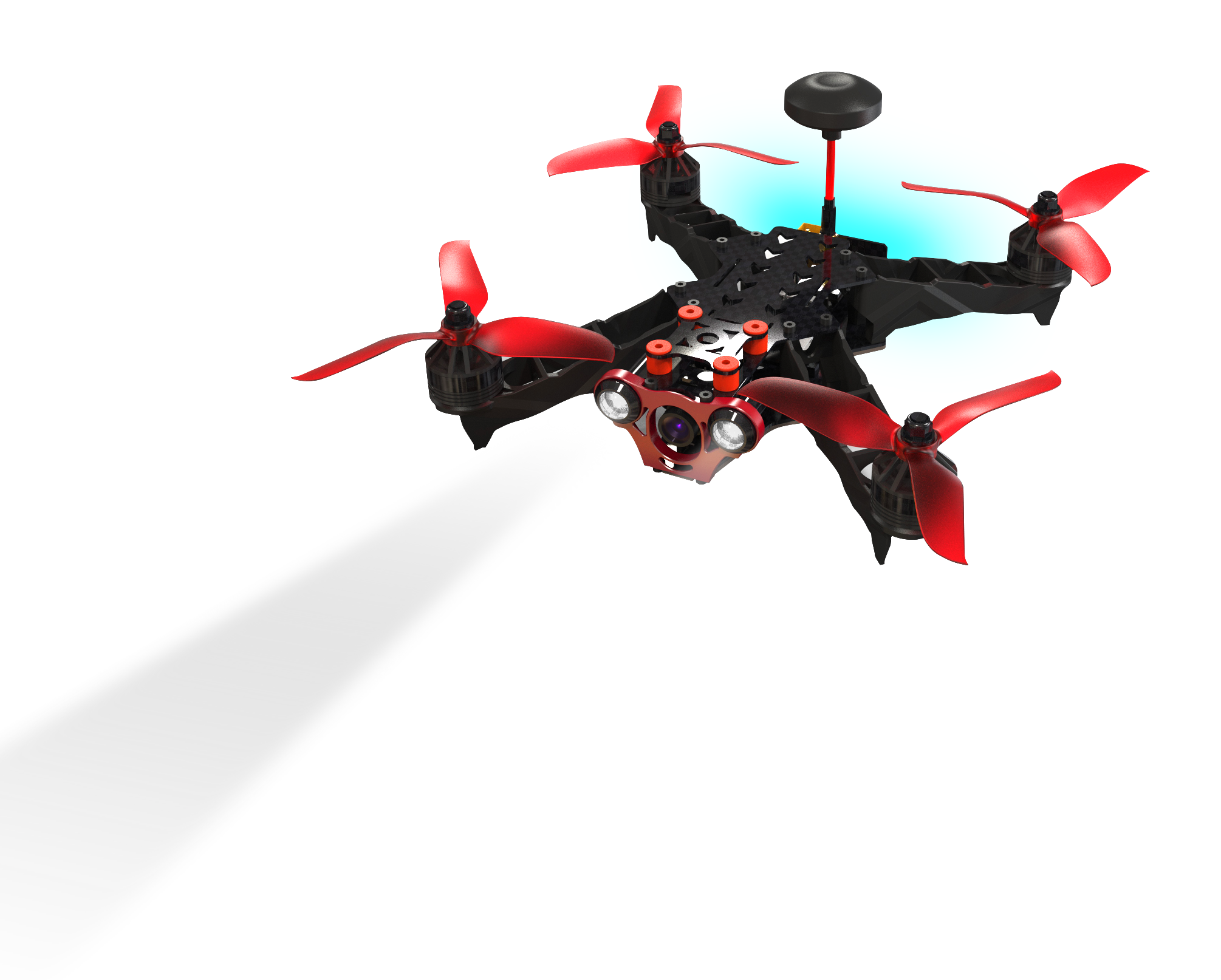 Racing 250 pro drone