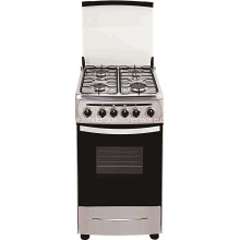 Electric Stove 4 Burner Gas Stove with Oven