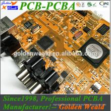 Menor preço da placa do módulo PCBA EMS montagem pcb com serviço DO OEM