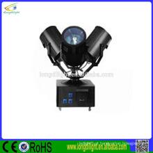 6KW 3 cabeças de luz de pesquisa / luz do feixe de céu / luz de pesquisa de céu 6KW