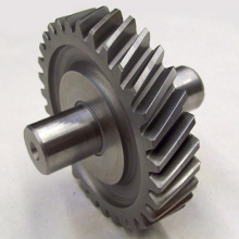 Custom Hardened Steel Idler Gear for Refitted Racing