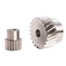 High Precision Steel Spur Master Gear med nav