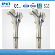 Tibia Interlocking Nail Gama Nail Orthopedic Medical Implant Intramedullary Nail for Femur Tibia Humeral Fracture