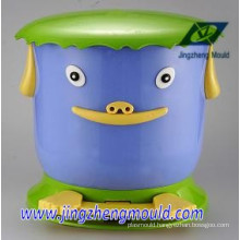 Plastic Household Items Dustbin Box Mould/Moulding