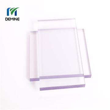 Pare-brise VTT en polycarbonate transparent dur anti-rayures
