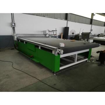 pvc leather eva foam cnc gasket cutting machine