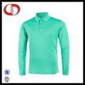 Hochwertige lange Hülsen-Sport-Polo-Hemden für Männer