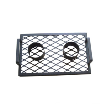 Chicken Cooker Grill Stainless Steel BBQ Plate