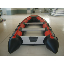Inflatable boat 4.3m BH-S430 - Hot model