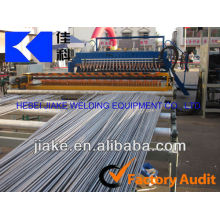 deformed steel bar mesh production line